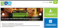 CPD accredited online Level 2 Food Safety in Catering course for food handlers