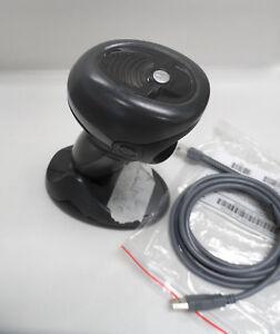 Motorola Symbol Barcode Scanner DS9808-SR USB Black 1D/2D Handfree No sound