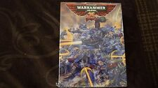 WARHAMMER 40K LIMITED EDITION SPACE MARINE CAPTAIN WH40K 25TH ANNIVERSARY NISB