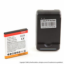 1900mAh Battery for Samsung Galaxy Nexus i515 Dock Charger