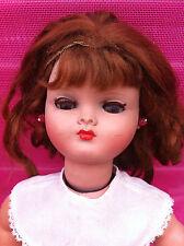 poupée Bella ancienne vintage  rhodoïd