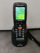 Datalogic DL-Memor MDE PDA Handscanner 944201015 Laserscanner Inkl. Ladestation