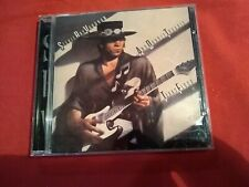 Stevie Ray Vaughan And Double Trouble / Texas Flood Rock Cd / Play Tested!