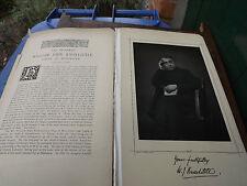 Original Victorian Photo & Bio of William John Knox-Little Canon of Worcester