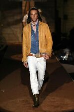 Dsquared² Runway COWBOY RODEO RANCH Pants Trousers Jeans 48 IT SS/06 71KA028