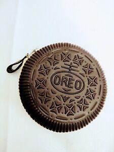 """Oreos cookies Coin bag Monedero de galletas oreo Gifts bout 3.5"""" beautiful"""