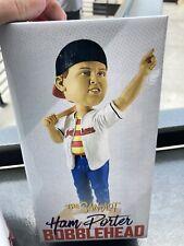 ham porter bobblehead cleveland indians Sandlot Special Ticket