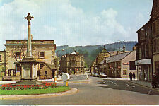 Postcard  Derbyshire  Bakewell The Square  unposted  Judges