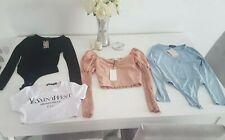 Bundle Of Missguided Tops & Boohoo  BNWT  Size 6-8