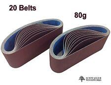 New Polishing Sanding Belts Set Woodworking 5pcs 1x30 Abrasivemm Belt Sander Sandpaper For Polishing Various Wood Long Performance Life Tools