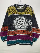 Vintage Western Connection Womens Medium Crewneck Sweater