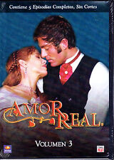 Amor Real Vol 3, BRAND NEW FACTORY SEALED DVD (2006, Time/Life)