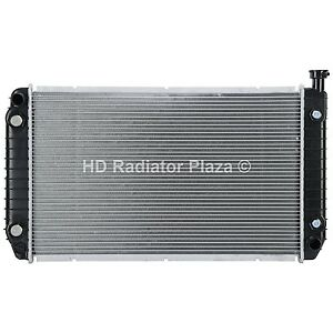 Radiator Replacement For 92-95 Lumina APV Silhouette Trans Sport V6 3.8L New