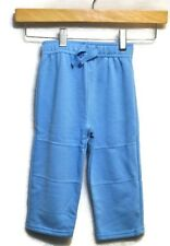 New GARANIMALS Boys Fall Winter Elastic Waist Sold Blue Pants Bottoms Sz 18 Mo
