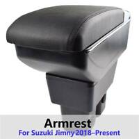 Armrest Central Console Box For Suzuki Jimny 2019 Duel Comfort Leather Content