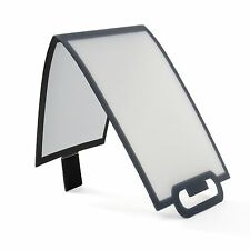 Movo Photo SB3 Universal Frosted Screen On-Camera Pop-Up Flash Diffuser for DSLR
