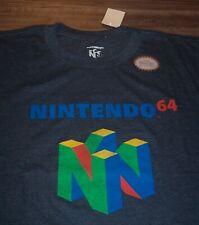 N64 Nintendo 64 Video Game System T-Shirt Big And Tall 4XL XXXXL NEW w/ TAG
