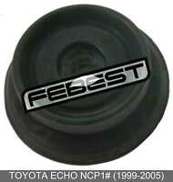Bushing For Front Sway Bar For Toyota Echo Ncp1# (1999-2005)