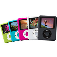 MP4 Digitale MP3 LCD Slim 1.8'' Player Micro SD/TF Card Radio FM Lettore ob