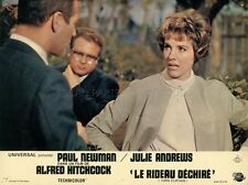 JULIE ANDREWS  ALFRED HITCHCOCK TORN CURTAIN 1966 VINTAGE LOBBY CARD #9