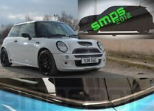Mini Cooper S JCW, Black Line Window Trim Kit Piano Gloss, Gen 1 R53 Beltline