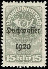 Scott # B32 - 1921 - ' Post Horn ', Ovptd.