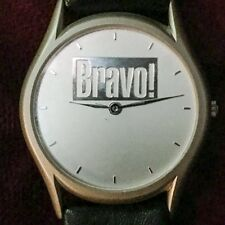 Official Bravo! Television Branded Wrist Watch