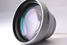 【Near MINT】 Canon Tele-Converter Lens TL-H34 1.5x From Japan