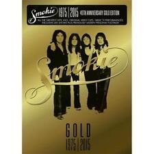 SMOKIE Gold 1975-2015 40th Anniversary Edition 3DVD BRAND NEW NTSC Region 0
