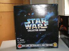 """Star Wars Luke Skywalker & Bib Fortuna 12"""" acción figura serie de coleccionista de ()"""