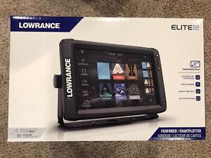 Lowrance Elite-12 Ti2 US Inland Act Imaging 3 in 1 Transducer #000-14658-001 OEM