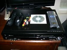 Panasonic DMR-EZ48V DVD/VCR Combo Recorder Complete with HDMI Upscaling/Turner