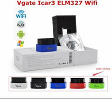 new Vgate iCar3 Wifi Elm327 OBD/OBDII Code Reader for iOS/Android/PC auto scan