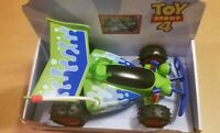 Toy Story 4 RC Free Wheel Buggy Car Toy Push and Go Disney New!