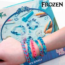 Bracelets with Beads Frozen Loom Band for Making