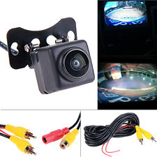 Night Vision 180° Anti-fog Car Rear View Backup Reverse HD Camera Waterproof