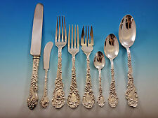 Marie Antoinette by Gorham Sterling Silver Flatware Set 12 Service 114 pc Dinner