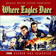 Where Eagles Dare Ron Goodwin/eastwood 2cd Complete