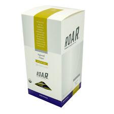 NEW ROAR Humbly Exquisite Tea - Organic Spiced Chai Black Tea 20 Pyramid Tea