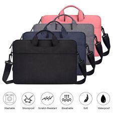 Shoulder Bag Carrying Laptop Handbag Sleeve Case For Macbook HP Dell Lenovo