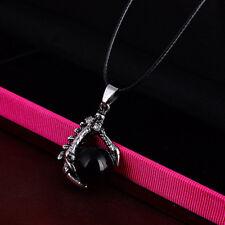 Mens Vintage Gothic Biker Dragon Claw Pendant Necklace
