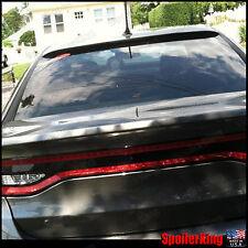 Rear Roof Spoiler Window Wing (Fits: Dodge Dart 2013-newer) SpoilerKing