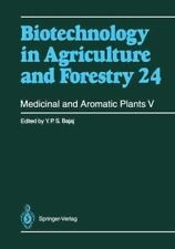 Medicinal and Aromatic Plants V 24 by Y. P. S. Bajaj (2013, Paperback)