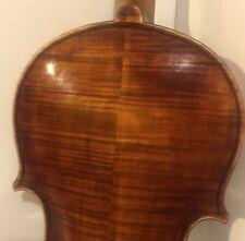 Alte 4/4 Geige old violin Italian Violino ??? ??????  Label A. Poggi 1931