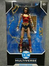 McFarlane New * Wonder Woman * 1984 Movie Dc Multiverse 7-Inch Figure Gal Gadot