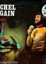 ALBUM 2 VINYLS 33 Trs./...MICHEL FUGAIN.../...JE N'AURAI PAS LE TEMPS....