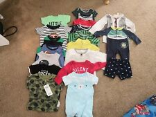 Baby boy clothes lot(3-18month)- 21pieces