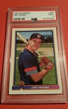 Rookie Jim Thome Baseball Cards for sale | eBay