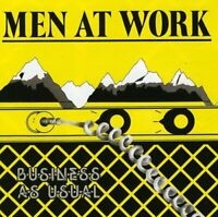 Men At Work - Business As Usual (NEW CD)