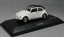 Schuco Volkswagen VW Beetle Open Air in White 450387900 1/43 Ltd Edition 1000